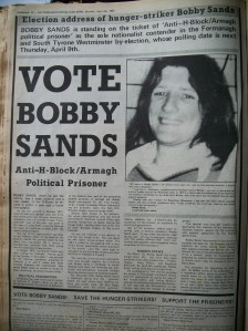 An Phoblacht/Republican News in 1981