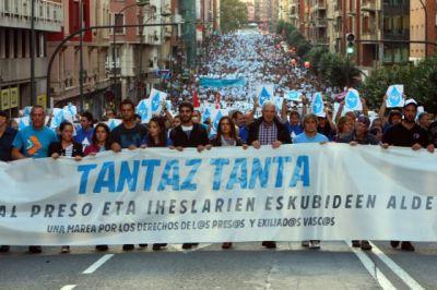 Tantaz Tanta (Drop by Drop) march for repatriation